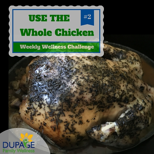 2 use the whole chicken
