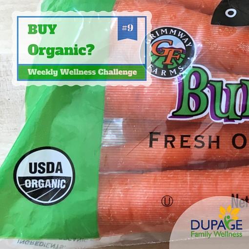 Buy Organic Produce