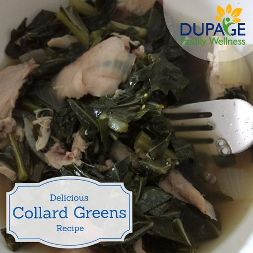 Collard Greens Cooked