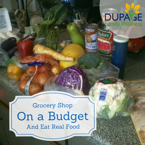 Eat Real Food Budget