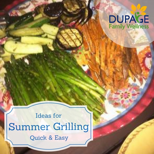 Ideas For Summer Grilling