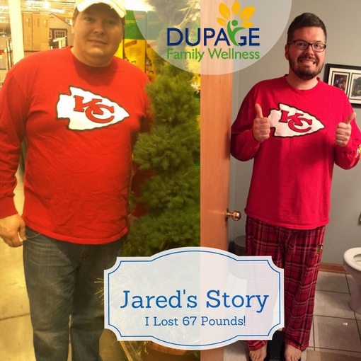 Jareds Story -  I Lost 67 Pounds 1