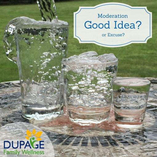 Moderation - good idea or excuse?