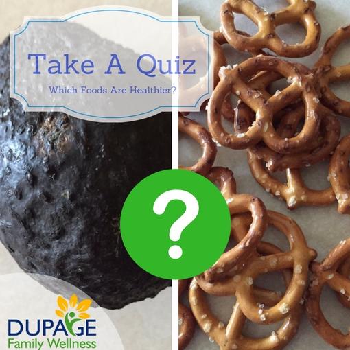 Take A Healthy Food Quiz