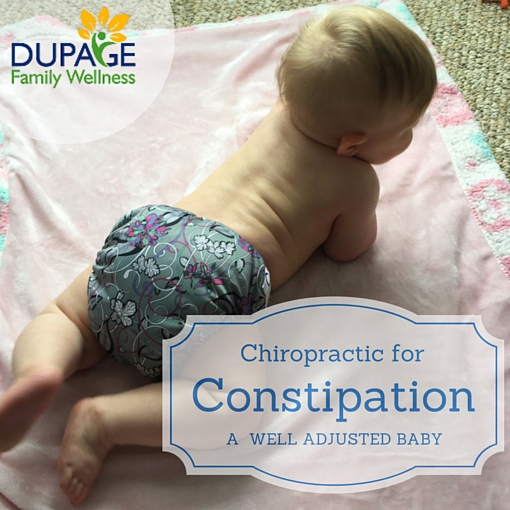 Use Chiropractic to Help Consitpated Babies