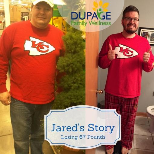 jareds story losing 67 lbs