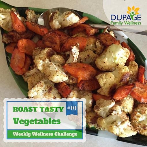 roast tasty veggies