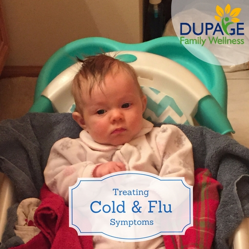 Treating Fevers, a Symptom of Cold or Flu