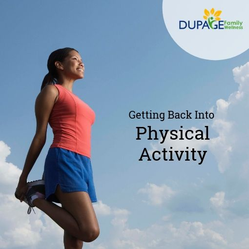 Getting back Into Physical Activity