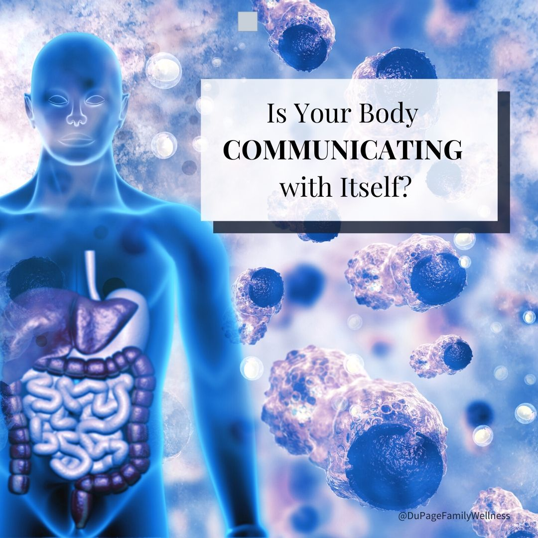 Is Your Body Communicating with Itself