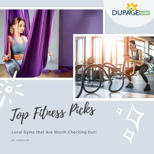 Top Fitness Picks