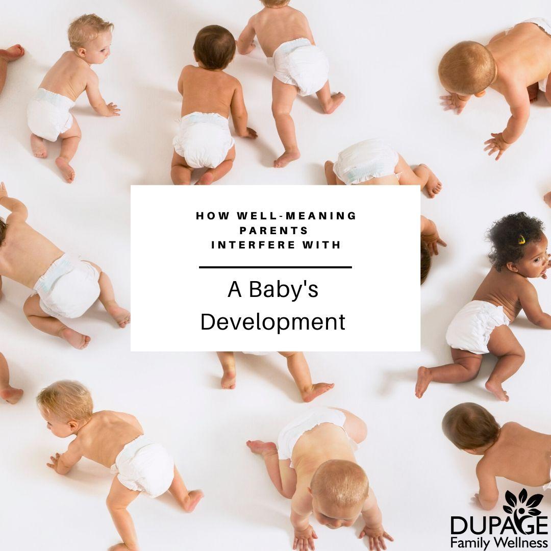 a babys development