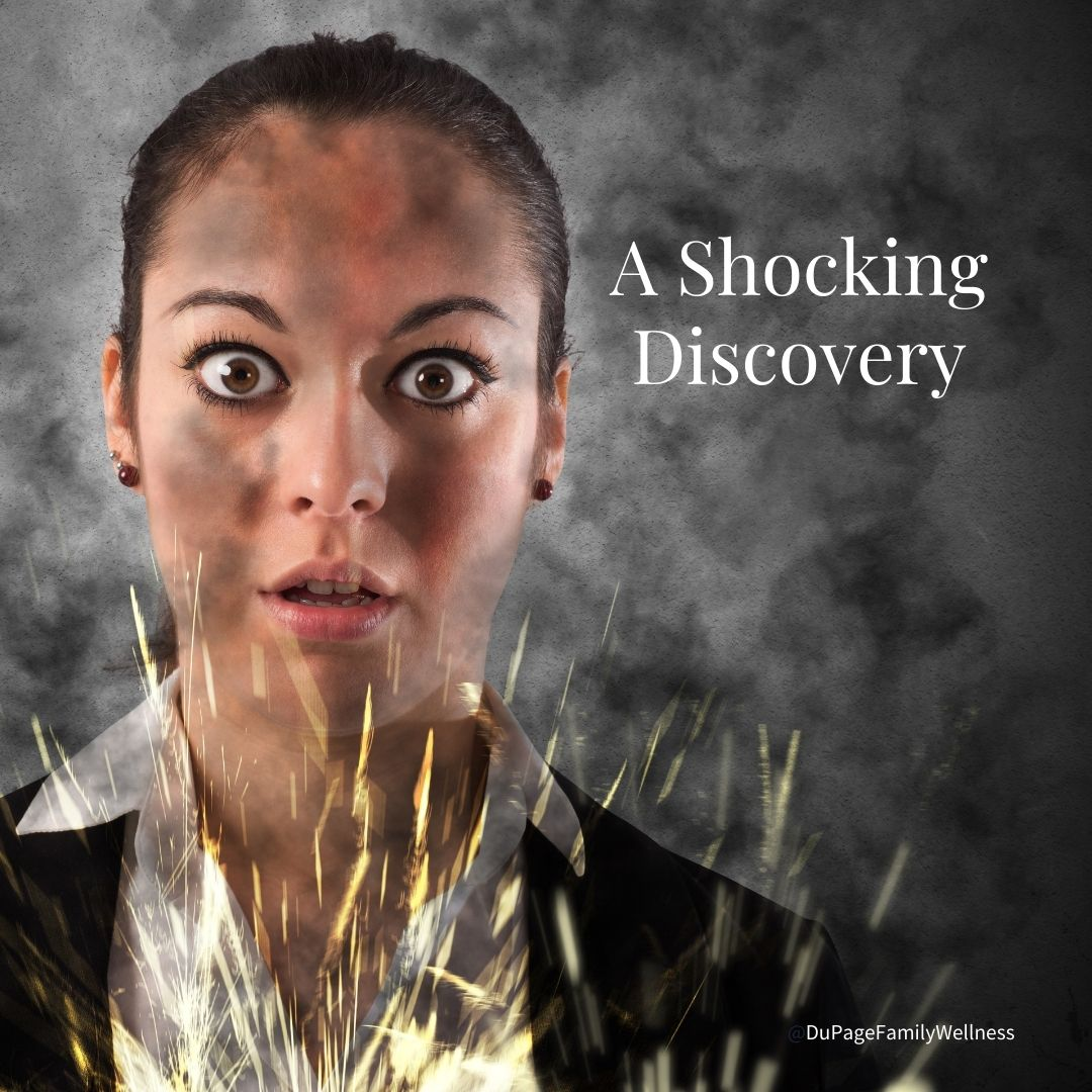 blog a shocking discovery