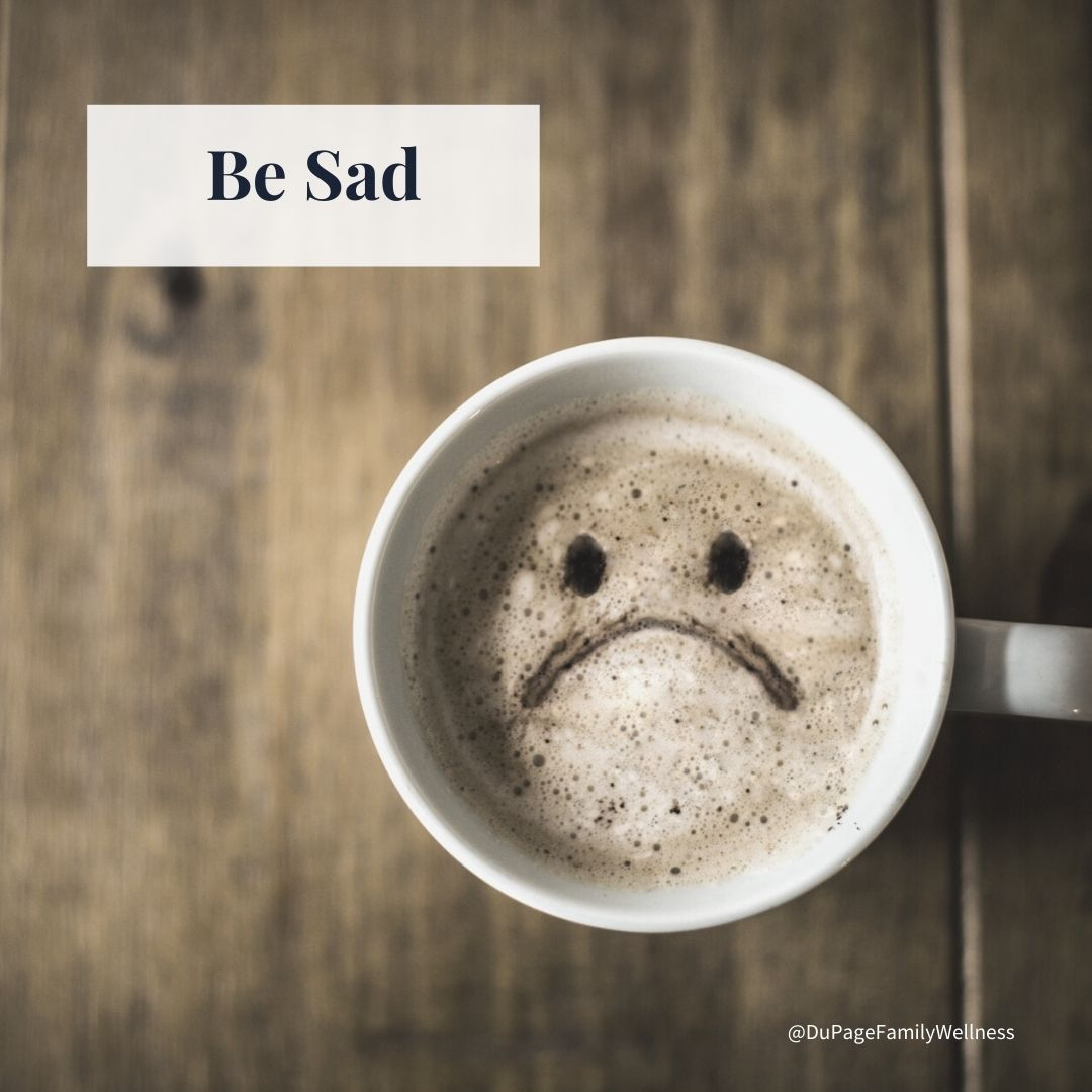 blog be sad