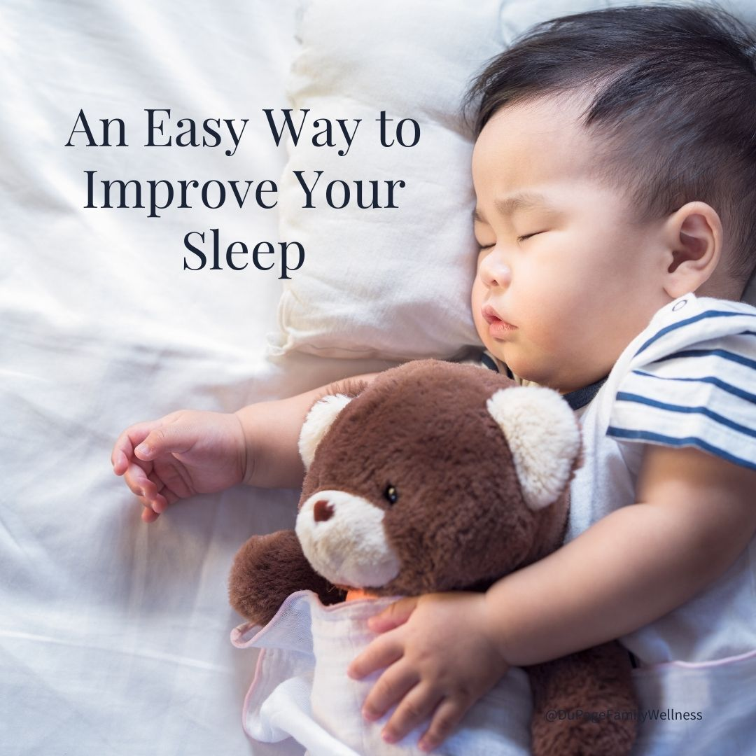 blog easy way improve sleep
