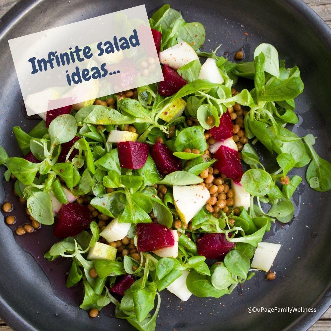 blog infinite salads