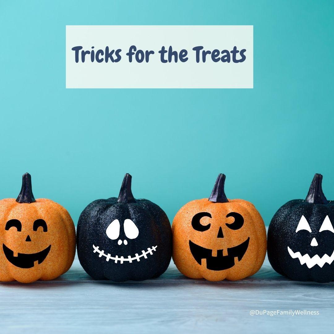 blog tricks for the treats