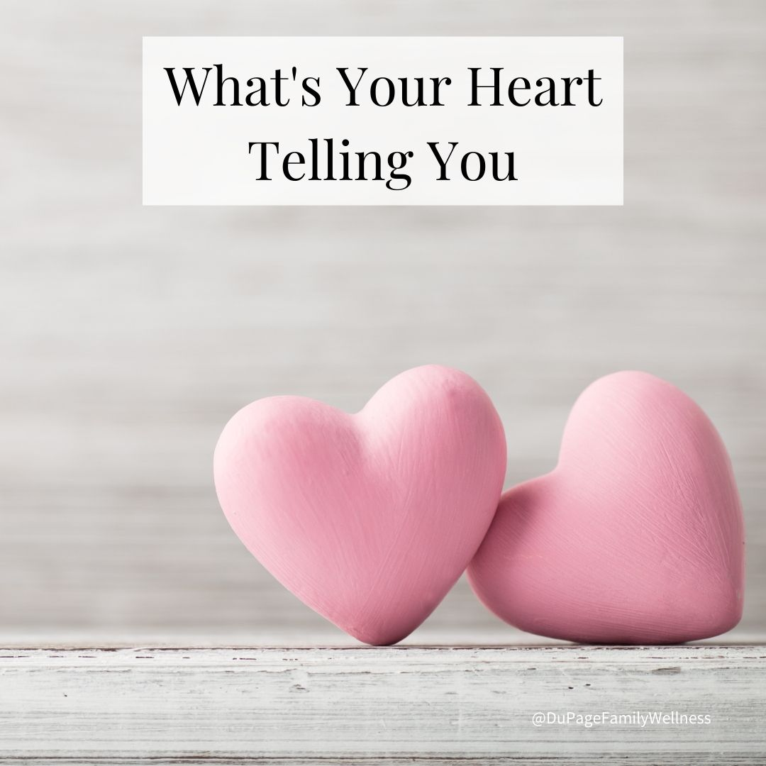 blog what hearts telling you
