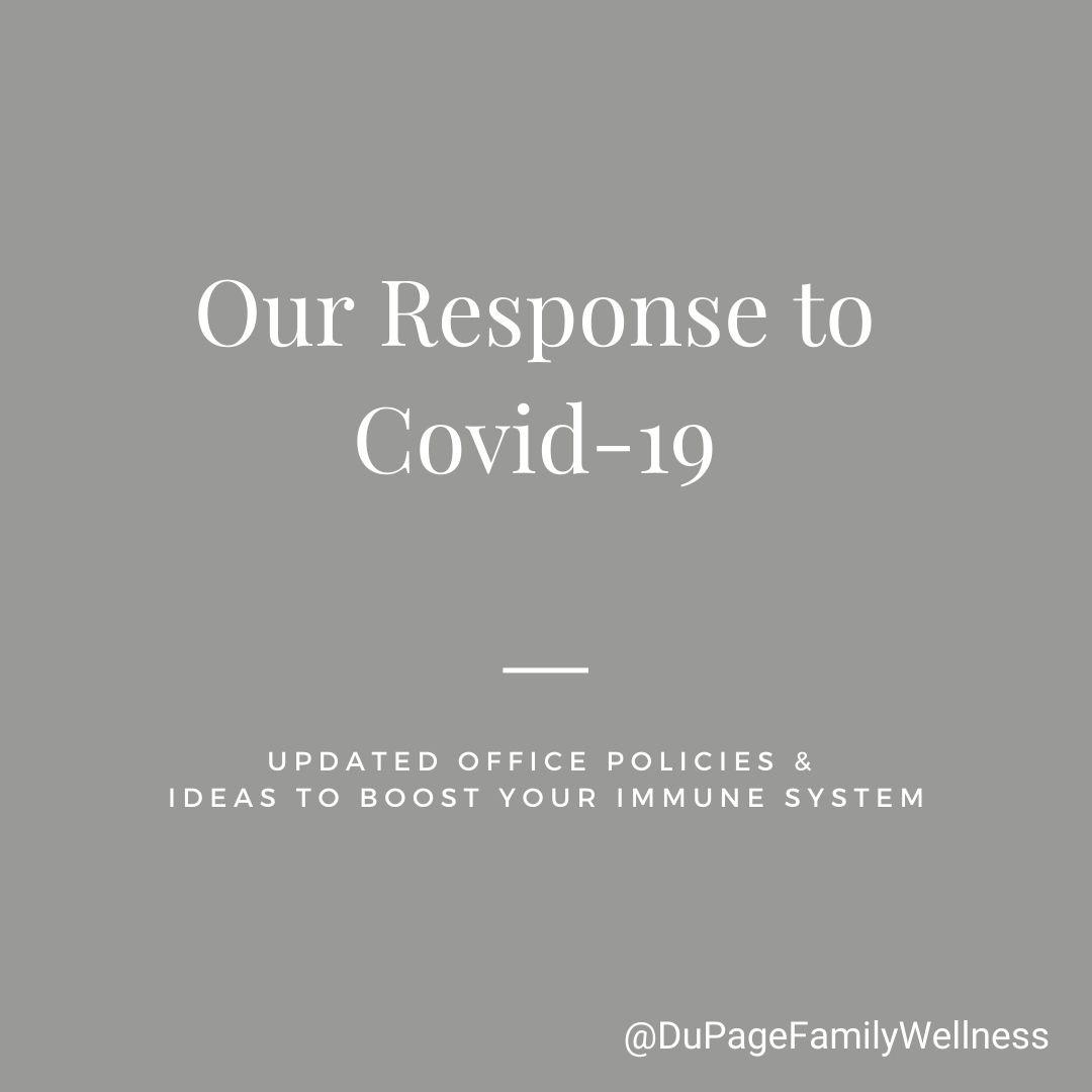 covid response blog