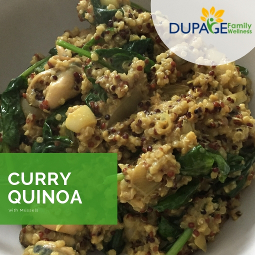 curry quinoa recipe1