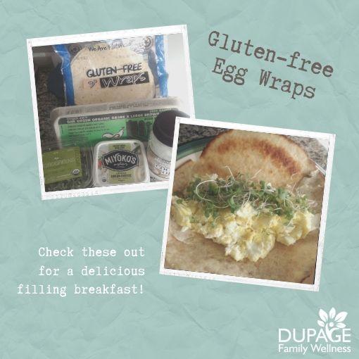 gluten free egg wrap