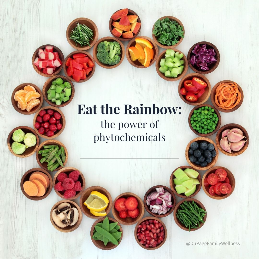 phytochemicals rainbow