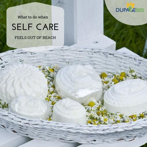 self care 5 minute